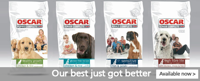2013 Dog Food Range