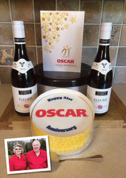 Celebrating 21 years with OSCAR Pet Foods