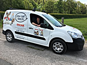 Welcome to OSCAR Pet Foods Herefordshire