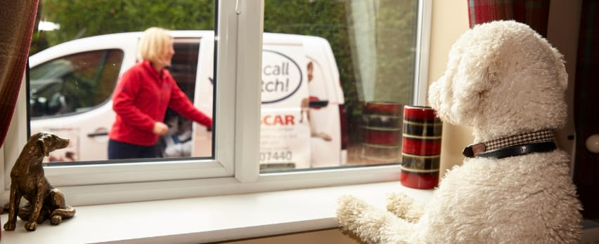 Contactless Home delivery