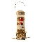 OSCAR Steel Effect Seed Feeder