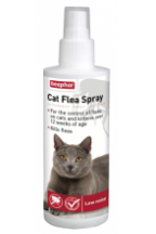 Cat Flea Spray
